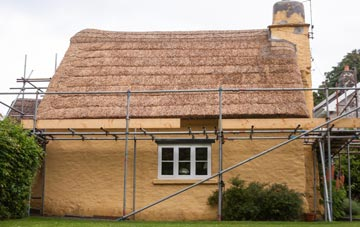 Upper Edmonton thatch roofing costs